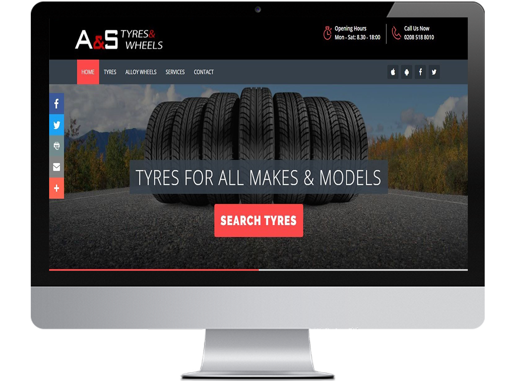AS Tyres